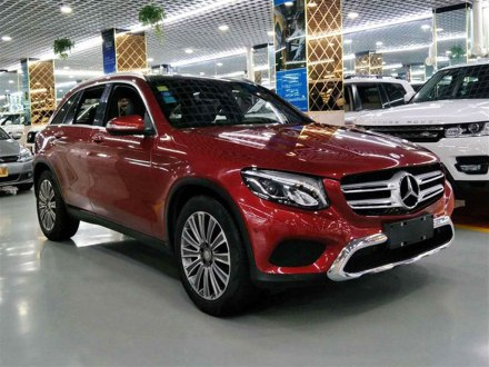 奔驰GLC 2016款 GLC 200 4MATIC