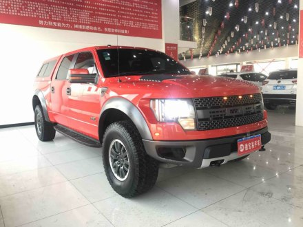 福特F-150 2011款 6.2L SVT Raptor SuperCrew